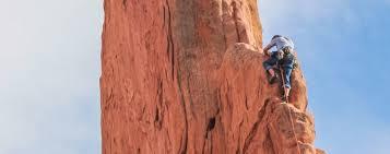 Rock Climbing Garden Of The Gods Garden Of The Gods Colorado Colorado Springs