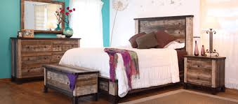 Antique Finish Bedroom Furniture Antique Rustic Bedroom Collection American Home Furniture And