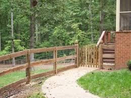Garden Fence Types - 11 best fences images on pinterest steel fence architecture and
