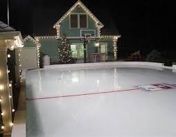 best 25 backyard ice rink ideas on pinterest ice hockey rink