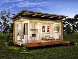 internal santa fe granny studio modular home playuna