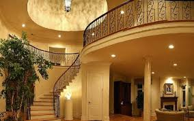 luxurious homes interior balustrade a rail and the row of balusters or posts that support