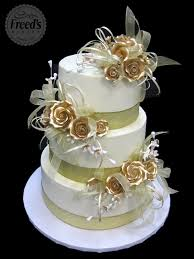 50th wedding anniversary cakes classic wedding cakes freed u0027s