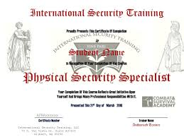 Physical Security Specialist Resume Corporate Physical Security Jobs Hchc 3205 Confidentiality