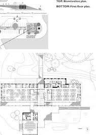 foundation floor plan philip merrill chesapeake bay foundation floor plan green design