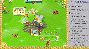 Coffee Kiosk Hay Day hay day soup kitchen everything you need to