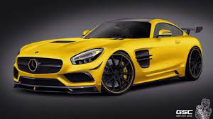 modded sports cars tuners have modified the amg gt top gear