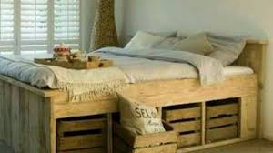 Box Bed Designs In Wood With Storage 40 Wood Box Creative Diy Ideas 2017 Crate Fruite Box Design