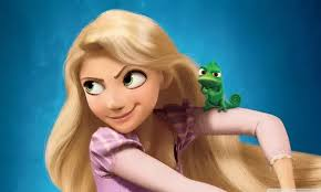actress closely resembles rapunzel disney