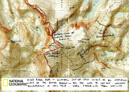 Map My Route by She U0027s The One The Complete Wind River High Route