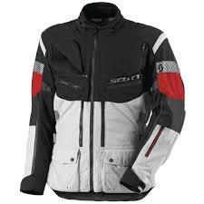 summer motorcycle jacket scott summer vtd tp jacket grey onroad jackets latest fashion