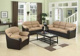 Modern Leather Living Room Set Grey Leather Living Room Set Entrestl Decors Contemporary