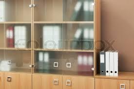 Glass Door Bookshelves by Bookshelf With Glass Doors Rustic Dark Oak U0026 Glass Lawyers