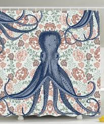 amazon com kraken shower curtain personalized decor for bathroom