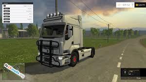 renault trucks premium renault premium 460 v2 0 truck fs15 mods