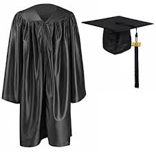 graduation gowns graduationmall kindergarten graduation gown cap tassel