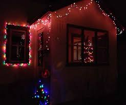 outdoor coloured lights lights card and decore