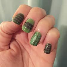 25 striped nail art designs ideas design trends premium psd