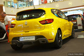 renault yellow gallery renault clio rs 200 edc in sirius yellow image 363415