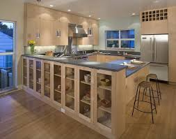 kitchen design with light cabinets maple cabinets a choice for and modern