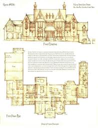 1000 images about historic floor plans on pinterest house plans