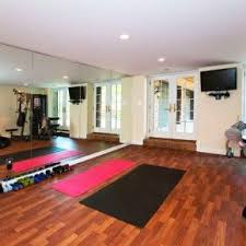 Home Gym Decor Ideas 23 Best Basement Home Gym Images On Pinterest Basement Gym