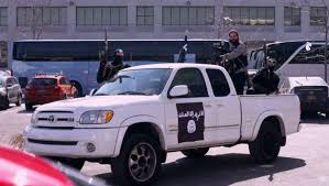toyota old cars why isis uses toyota trucks business insider