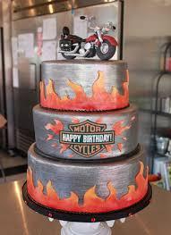 biker birthday cake whipped bakeshop