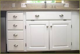 Kitchen Cabinet Hardware Hinges Home Design Styles - White kitchen cabinet hardware