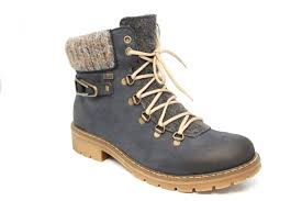 rieker s boots uk rieker tex warm hiking ankle boots navy mr shoes
