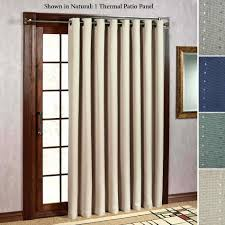 Brown Patterned Curtains Decoration Modern Door Curtains Of Class Patio Curtain