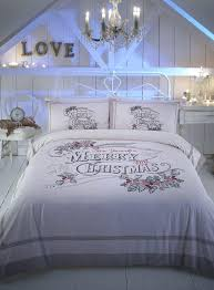 Cotton Bed Linen Sets - christmas bed sheets twin christmas bed sheet sets christmas