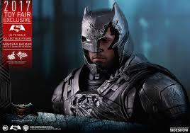 batman dc comics armored batman battle damaged version sixth scale