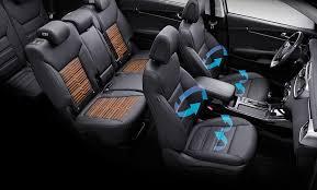 Kia Sorento 2015 Interior 2016 Kia Sorento Sx Review