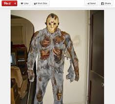 Jason Halloween Costumes Trick Treat Photos Halloween Costumes Inspired Horror