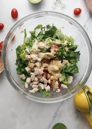 Sweetgreen Copycat Sweetgreen Kale Caesar Salad U2013 A Cozy Kitchen