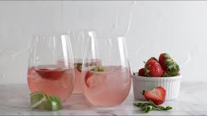 bubbly strawberry mojitos youtube