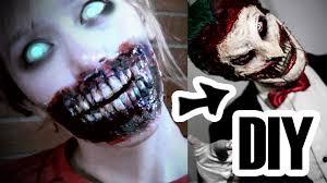 tutorial dientes de zombie dientes joker mask new 52 grecia