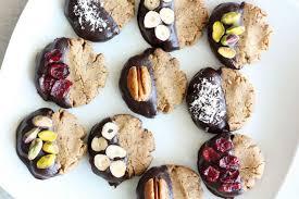 the best healthy christmas cookies gluten free dairy free sugar