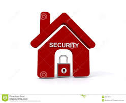 Home Security by Home Security Icon Stock Photo Image 43215757
