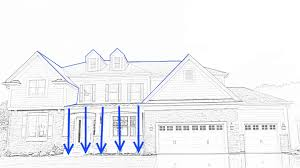 new construction tip have your builder plan for water management