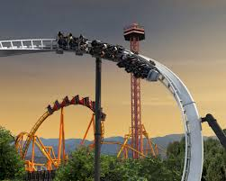 Six Flags Magic Mountain California Hours Full Throttle Roller Coaster Announced At Six Flags Magic Mountain