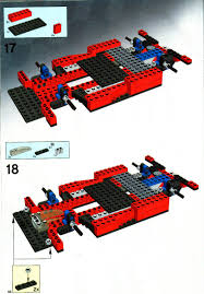ferrari lego lego enzo ferrari 1 17 instructions 8652 racers