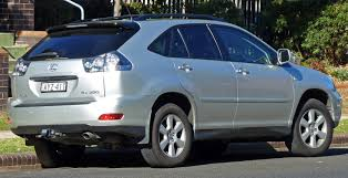 2008 lexus rx 350 wagon 2007 lexus rx 350 information and photos zombiedrive