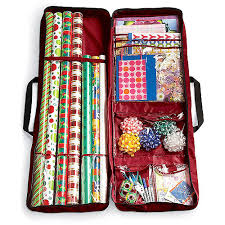 christmas wrap storage wrapping paper storage like that it s portable and self