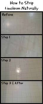 how to a linoleum floor naturally kitchens cleaning and