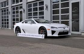 lexus supercar sport 40th and final lexus lfa delivered in europe gtspirit