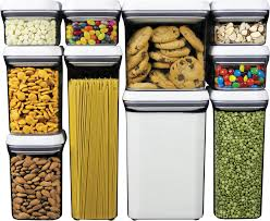 Storage Containers Portland Oxo Good Grips Pop 10 Container Food Storage Set U0026 Reviews Wayfair