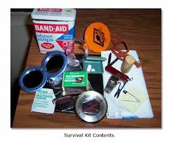 Arizona travel items images Survival kit for desert travel desertusa jpg