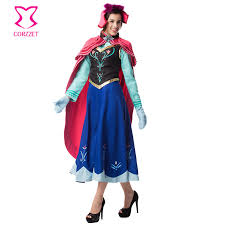 Princess Anna Halloween Costume Cheap Ice Princess Costume Aliexpress Alibaba Group
